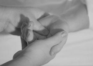 Somatische Impulse: Nachnähren, Berührung, Massage, Halten, sich Gutes tun